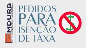 DECISÃO DA COMISSÃO SOBRE ISENÇÃO DE TAXA DE INSCRIÇÃO