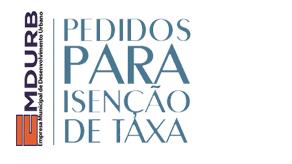 Isenção de Taxa