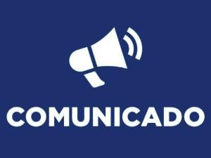COMUNICADO DE EXPEDIENTE DIA 02 DE JULHO